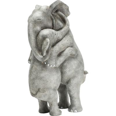Figura decorativa Elephant Hug