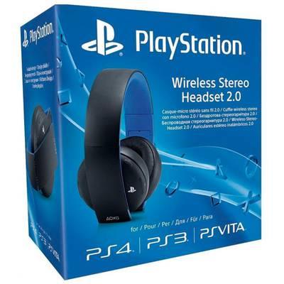 Auriculares Estéreo Inalámbricos PS4