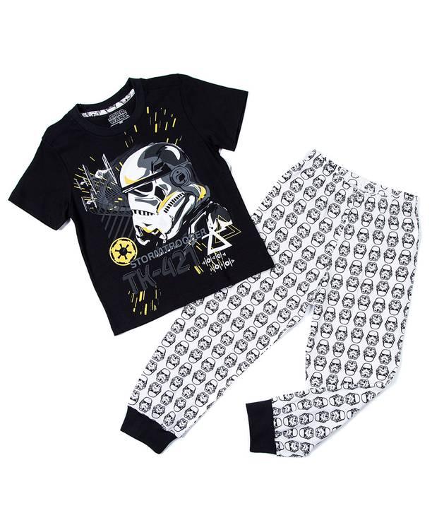 Pijama mic Niño Star Wars