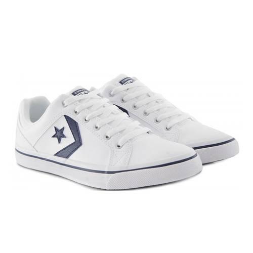 Zapatos White-Navy-White