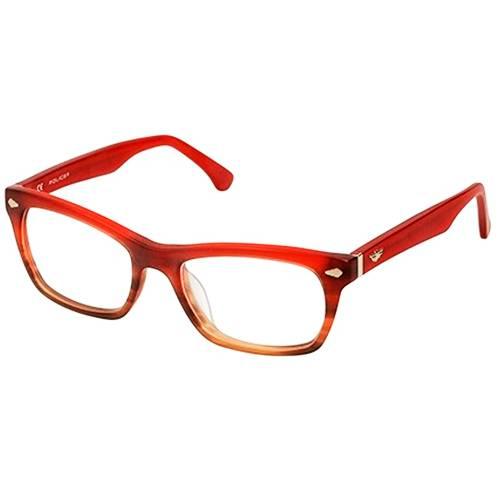 Gafas Oftálmicas Rojo-Transparente 1866-ACNM