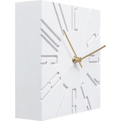 Reloj mesa Cubito blanco