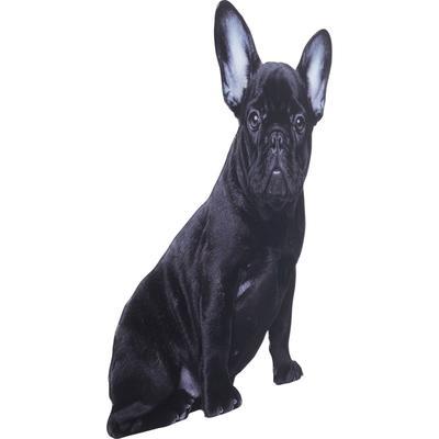 Decoración pared Acryl Art Cute Dog 80x70cm