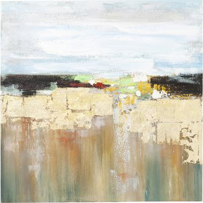 Cuadro Abstract Landscape 120x120cm