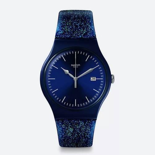 Reloj Analógico Azul Azul 401