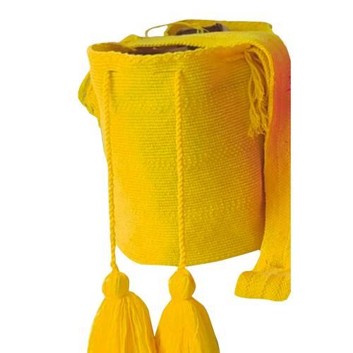 Mochila Clásica Amarillo