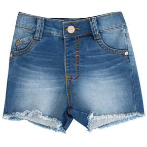 Short de jean para niña