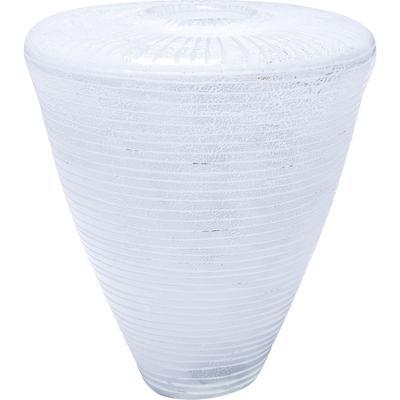 Vasija Melone blanco 25cm