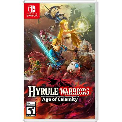 Hyrule Warriors: Age of Calamity - Nintendo Switch Fisico