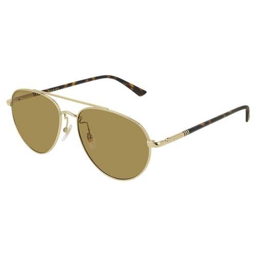 Gafas de sol oro-café -004