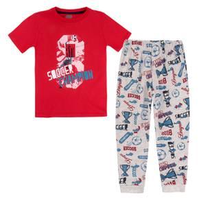 Pijama campeón de soccer