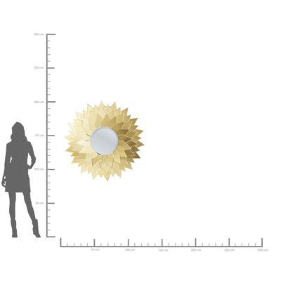 Espejo Sunflower redondo Ø120cm