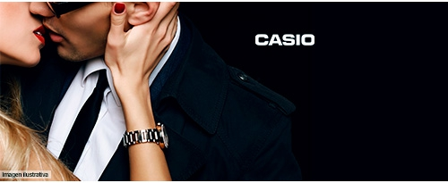 CASIO LADIES RELOJES