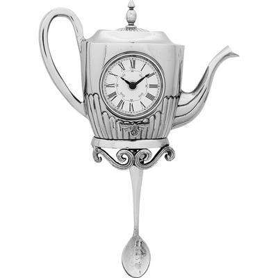 Reloj pared Tea Pot