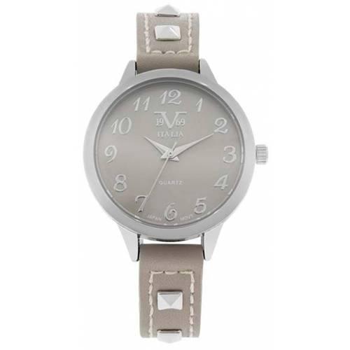 Reloj Plateado/Plateado - V1969_089-2