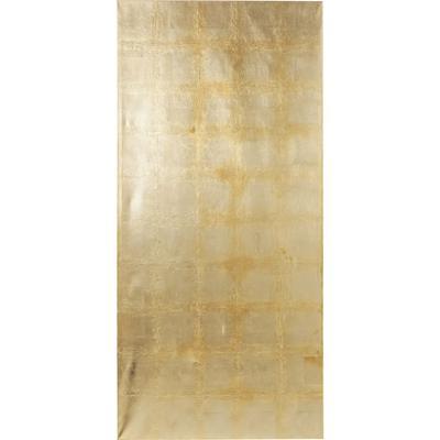Cuadro Foil oro 100x210cm