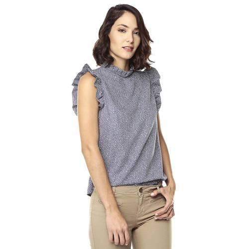 Blusa con boleros para Mujer Color Siete