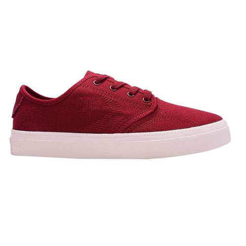 Zapatos Cons Zakim Canvas Red Block-Red Block-Si