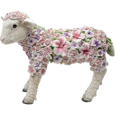 Objeto decorativo Lamb Flower Power