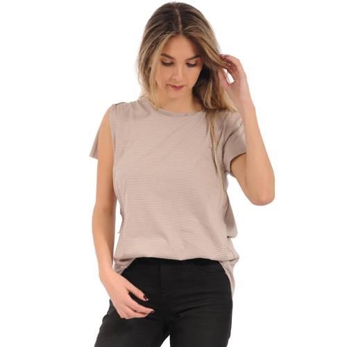 Blusa Dakota Rosé Pistol para Mujer  - Beige