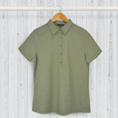 Camisa 3001 Verde Pino -60287 - Pat Primo