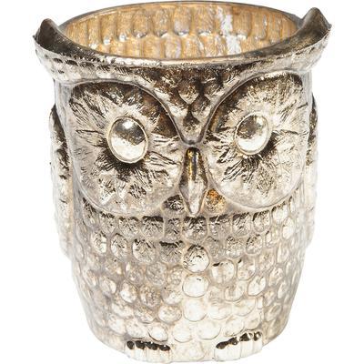 Portavelas Holder Owl