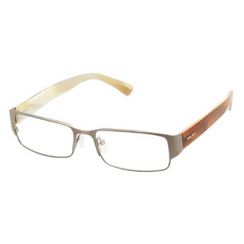 Gafas Oftálmicas Gris-Transparente 8681-K33