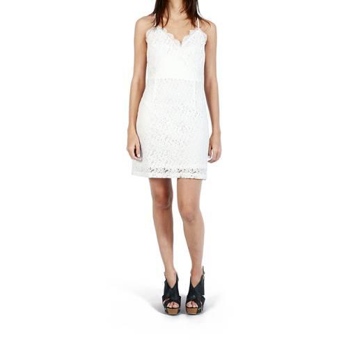 Vestido Rosé Pistol para Mujer - Blanco