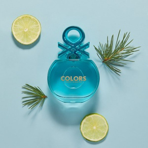 Benetton Colors Blue Mujer EDT 50 ML