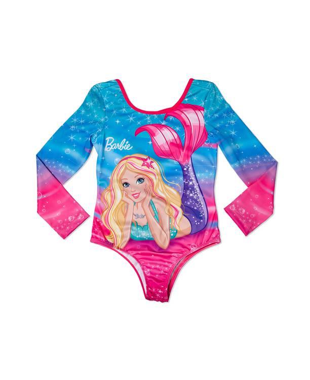 Vestido De Baño Barbie