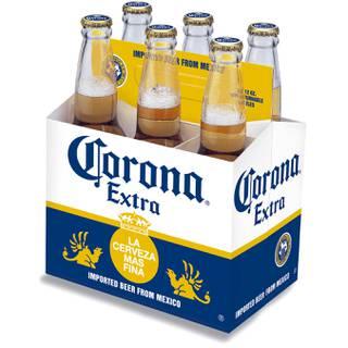Cerveza Corona Extra Sixpack  355ml