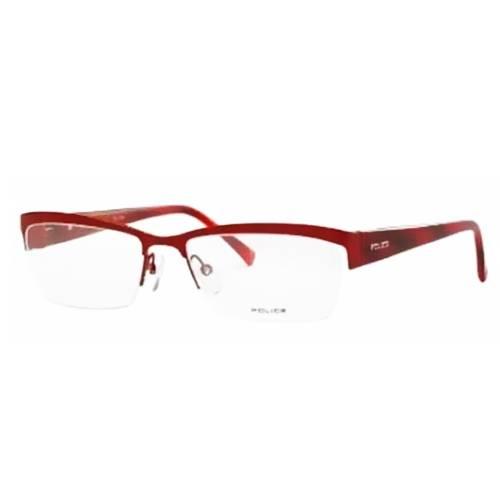 Gafas Oftálmicas Rojo-Transparente 8603-480