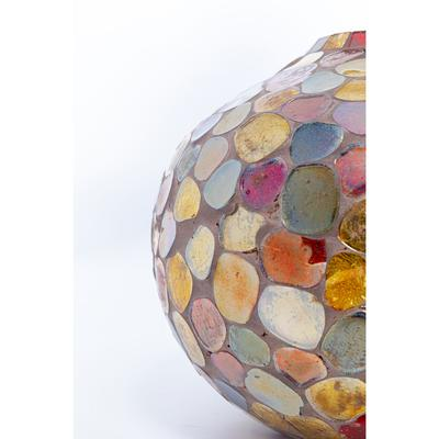 Vasija Mosaic Pebbles 18cm