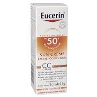 Eucerin  CC Cream Color Fps 50  50 ml