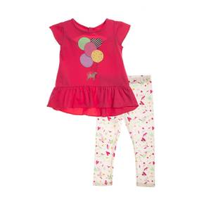 Conjunto leggins para niña