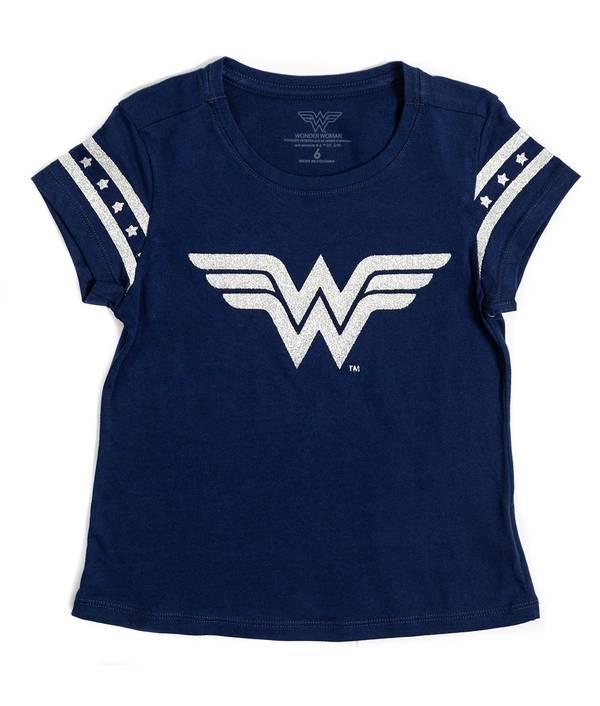 Camiseta Niña Wonder Woman