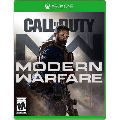 Call of Duty Modern Warfare MW - Xbox One