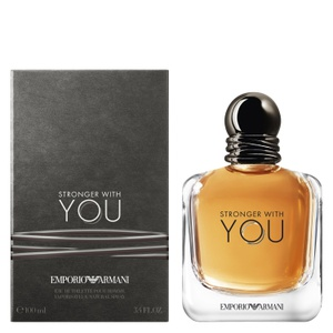 Emporio Armani Stronger With You Intensely Eau de Parfum 100ML