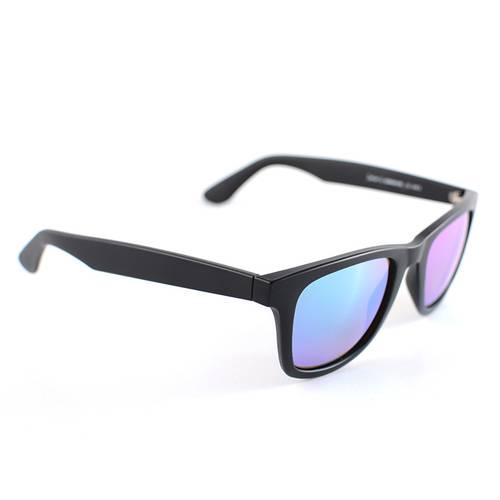 Gafas de sol azul oscuro mate