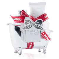 Baylis & Harding Jojoba, Silk & Almond Oil Small Bath Set