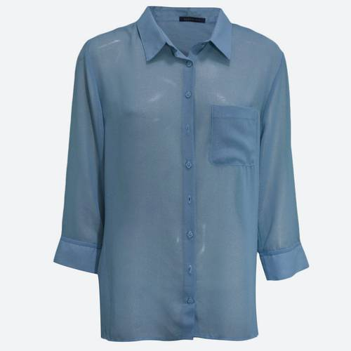 Camisa 3001 Azul Celeste -50834 - Pat Primo