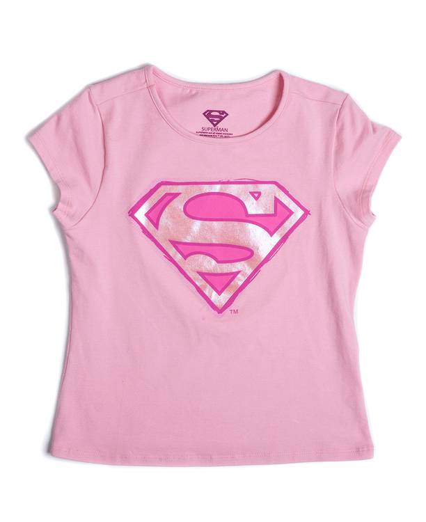 Camiseta Niña Justice League