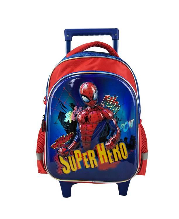 Morral Niño Spiderman