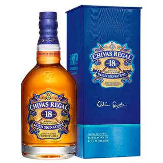 Whisky Chivas 18 Años 700ml