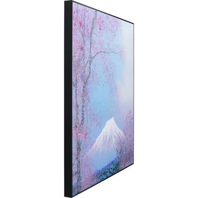 Cuadro lienzo Fuji 100x120cm