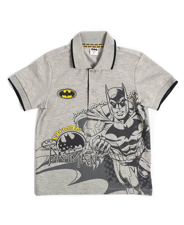 Camiseta Polo Caminador Batman