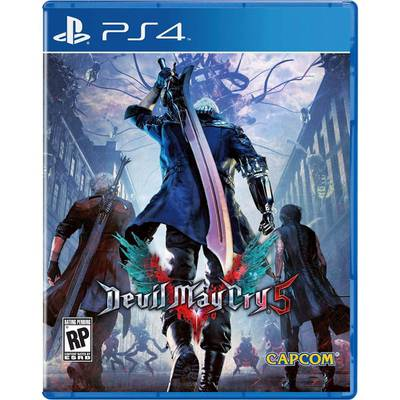 Devil May Cry 5 PS4 Edicion Estandar