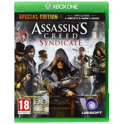 Assasins Creed Syndicate Xbox One