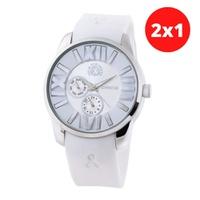 Reloj Blanco Stw Peace Caja 1 Uds