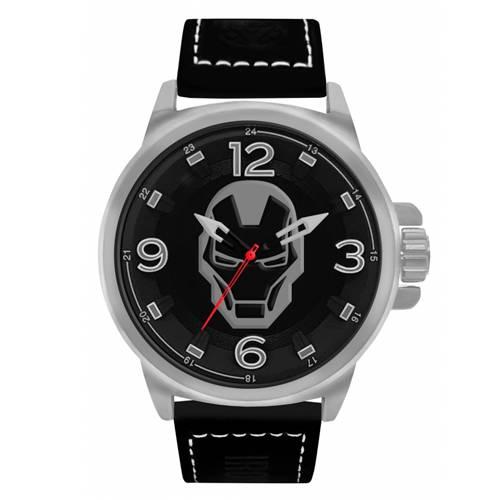 Reloj Análogo Plateado-Negro Umb-Im01-2